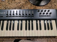 M-Audio Oxygen 49 midi keyboard Chicago, 60608