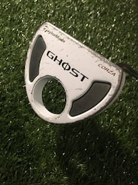 TaylorMade Corza Ghost Putter Silver Spring, 20906