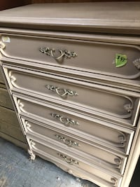 """Chest of drawers 32"""" wide x 46"""" tall"""