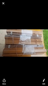 Wooden Blinds Set Of Four Wayzata, 55391