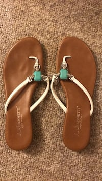 A. Giannetti women's sandals  Syracuse, 13204