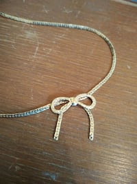 Bow necklace Bakersfield, 93308