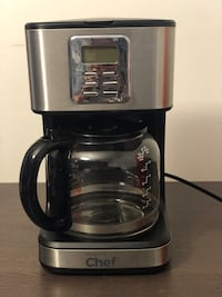 Coffee maker - stainless Steel