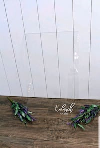 Clear wedding guest books  Mississauga, L5L 3A2