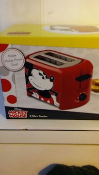 Mickey mouse toaster Falmouth, 02536