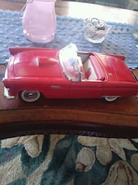 red coupe die-cast model Clarksville, 37043