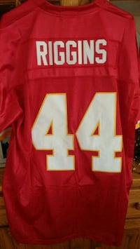 Washington Redskin Legend Riggins JERSEY Hagerstown, 21742