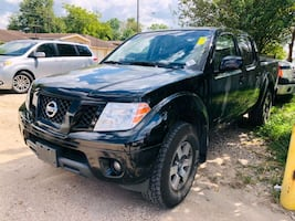 $1,800 down payment Nissan - Frontier - 2014