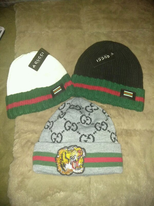 3aa05d967 Used Gucci beanies.. Concord Meets only for sale in Concord - letgo