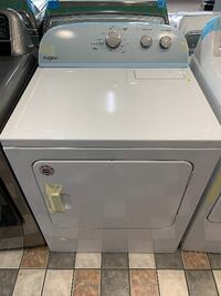 7 Cu. Ft. Top Load Whirlpool Gas Dryers