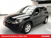 2016 Volkswagen Tiguan AWD 2.0T S 4Motion 4dr SUV Houston