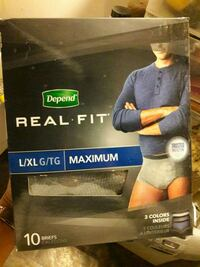 New Adult diapers
