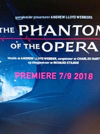Phantom of the Opera 26.10.2018 Oslo, 0152