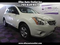2014 Nissan Rogue Select FWD 4dr S Woodford