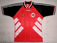 Camiseta Noruega Mundial USA 1994 Madrid