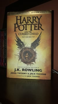 Harry Potter and The Cursed Child Cumming, 30040