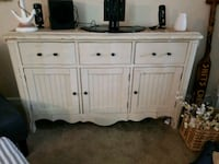 Cottage style, shabby chic, sideboard or tv stand. Athens, 30606