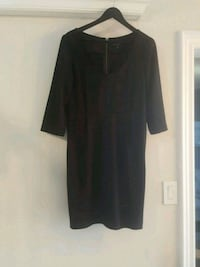 Black Banana Republic Dress Size 14