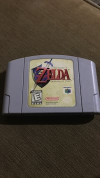 The legend of Zelda ocarina of time Edmonton, T5M 0B4