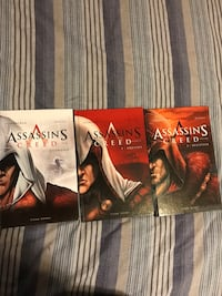 Assassins Creed Graphic Novels Vaughan, L4L 2N2