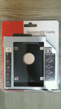 Second HDD Caddy Askim