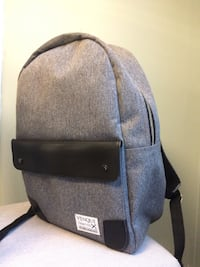 Venque Classic Grey BE Backpack Oakville