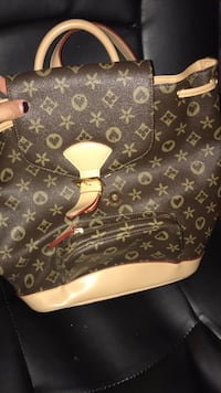 Faux LV Backpack San Marcos, 78666