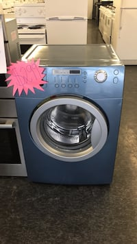 Nice blue BRADA washer ON SALE!!!  Toronto, M3J 3K7
