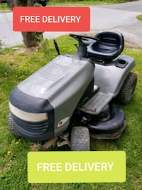 FREE DELIVERY- Craftsman Riding mower  New Carrollton, 20784
