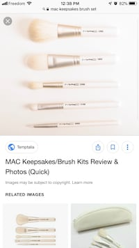 Mac brush ser Toronto, M4Y 1G1