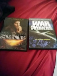 two assorted-title DVD cases Kingsport, 37660
