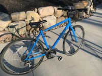 Blue treck bike St. Louis Park, 55416