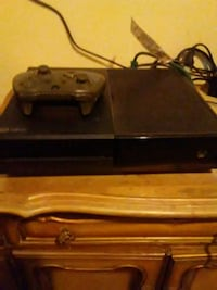 Xbox one with controller and  1TB storage Buffalo
