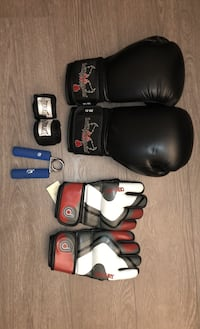 Boxing gear