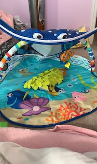 Finding Nemo play pad  Virginia Beach, 23452
