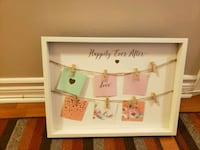 Frame for pictures or messages  (Wedding) Toronto, M9N 1Z5