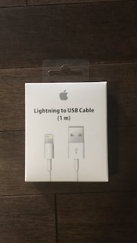 Genuine Apple Lightning to USB charge cable
