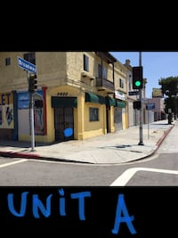 COMMERCIAL For rent 2BA Los Angeles