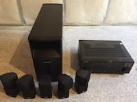 Bose acoustimass 5.1 With Pioneer VSX-920 Receiver   Edmonton, T6M 2Z5