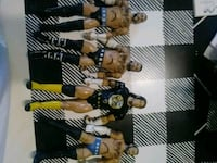 Cm punk action figures wwe Baltimore, 21213