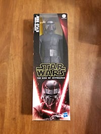 2 Star Wars figures Victoria, V9A 6A6