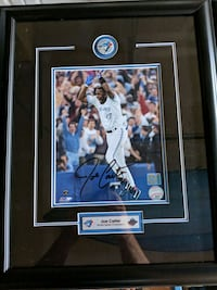 Carter and Alomar signed prints.  Kitchener, N2P 2Y4