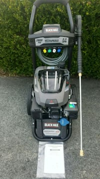 BLACK MAX 2800PSI POWERWASHER Inwood, 25428