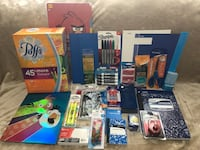 Great School Supplies Lot Middle & High School Back to School Kannapolis, 28083
