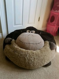 Giant beanbag monkey with washable cover! Burlington, L7P 0L1