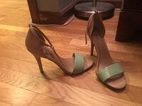Women's size 8 Mint green and nude pumps Bridgewater, 02324