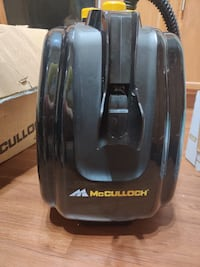 McCulloch 1385 steam cleaner