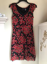 Floral rose dress  Columbia, 21044