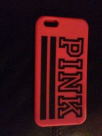 red and black Pink iPhone case Calgary, T2B 0E5
