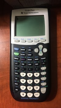 Graphing calculator (no case) New York